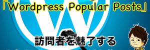 ワードプレス 人気記事